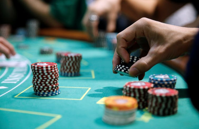Pro Casino Poker Athletes Are Betting With Their Lives