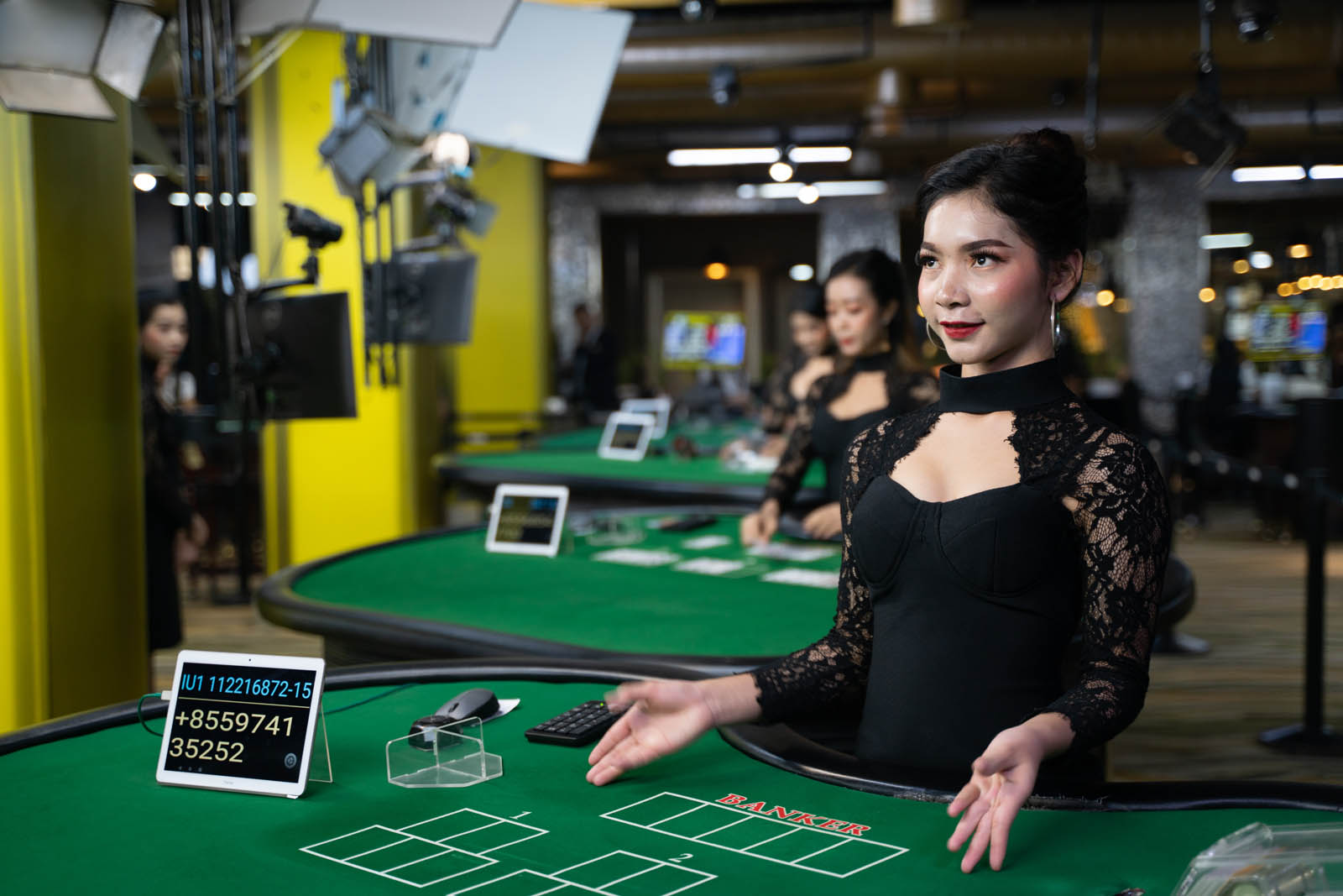Online Casino The Conspiracy