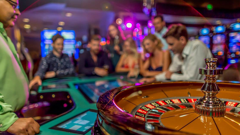 What are the types of slot games in online?