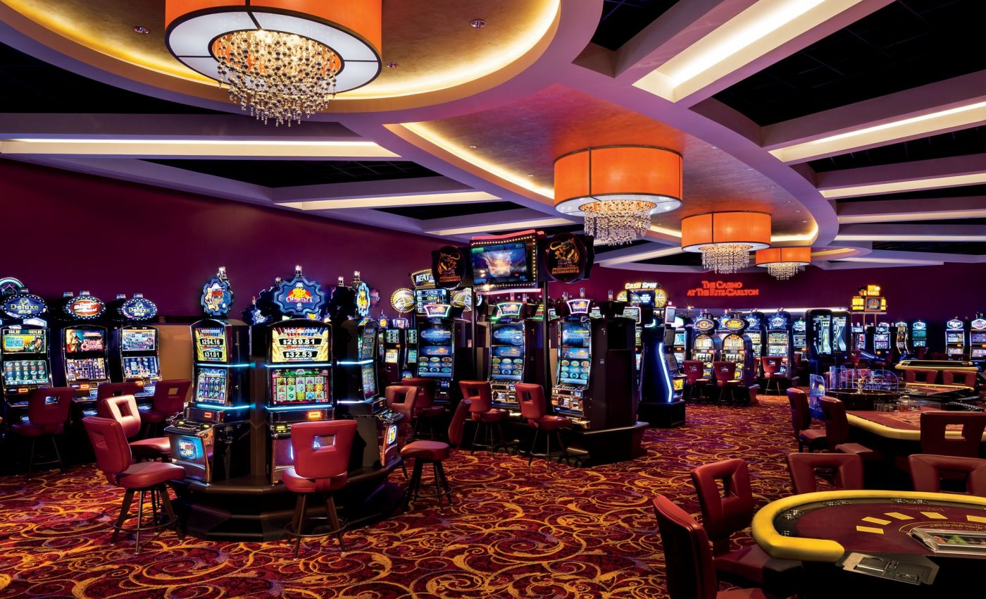 Four Finest Ways To Sell Casino